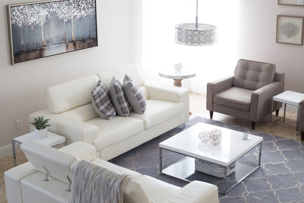 Verkaufsfördernden Gestaltung von Immobilien
